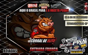 Curral de Elite na Final